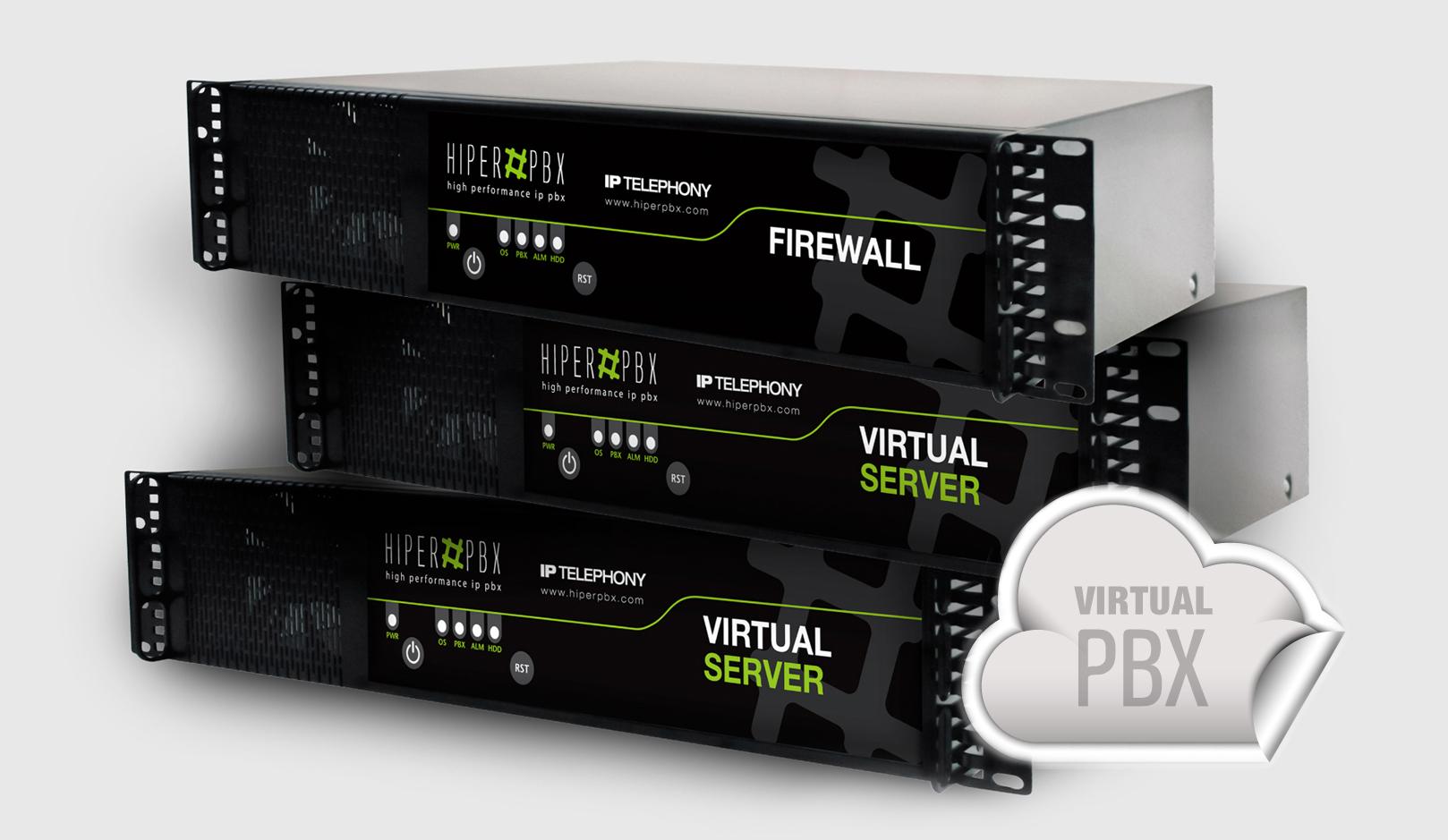 Conmutador IP virtual VH-500