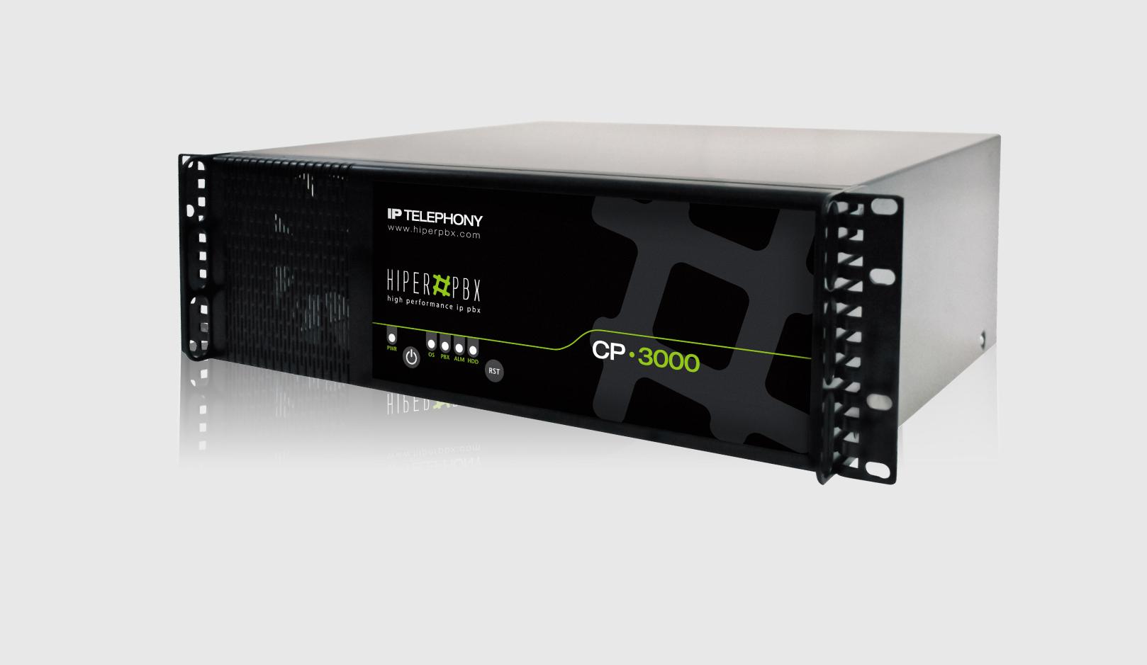 Conmutador IP CP-3000